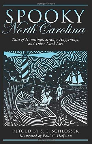 Spooky North Carolina