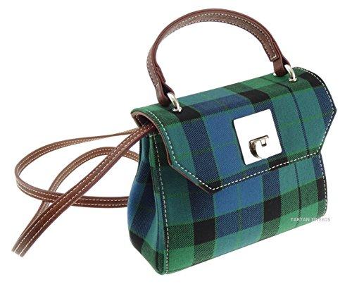 Diseño de cuadros bolso bandolera para mujer Mini Mackay TB7006