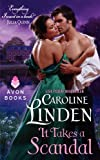 It Takes a Scandal, Caroline Linden, 0062244906