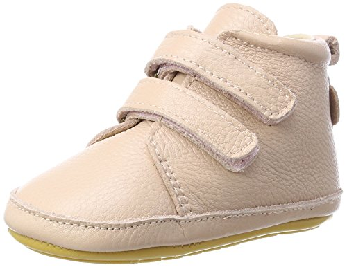Move by Melton Unisex Baby Move Prewalker Lauflernschuh mit Klett Krabbel-& Hausschuhe Pink (Chintz Rose)