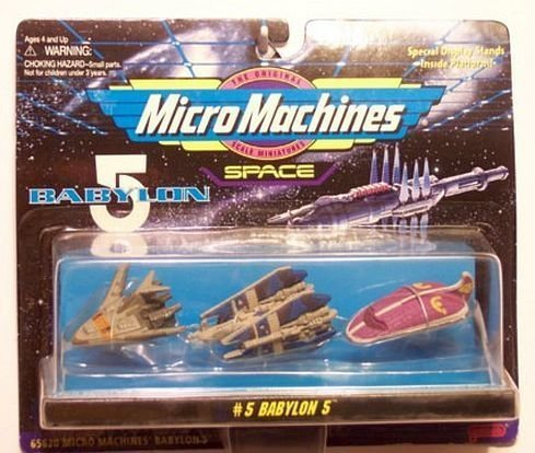 Micro Machines Babylon 5 Collection #5