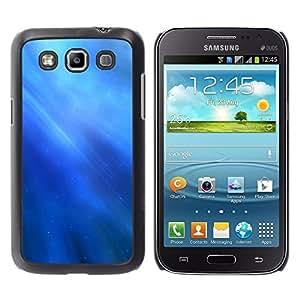 TopCaseStore / la caja del caucho duro de la cubierta de protección de la piel - Nature Fish Friends - Samsung Galaxy Win I8550 I8552 Grand Quattro