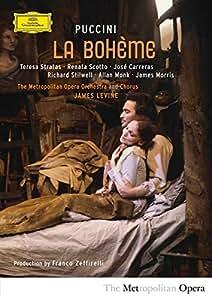 La Bohème [Reino Unido] [DVD]
