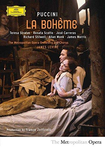 Giacomo Puccini: La Boheme - Online Shop Carrera