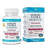 Nordic Naturals Flora Probiotic Woman - Probiotic for Intestinal Health Specifically Designed for Women's Health, 60 Soft Gels