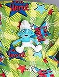 Smurfs Plush Doll and Fleece Blanket Set for