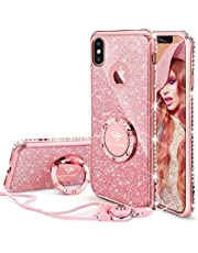 OCYCLONE Glitter iPhone Funda