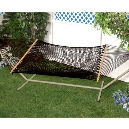 Bliss Hammocks Classic Cotton Rope, - Hammock Stand Bliss
