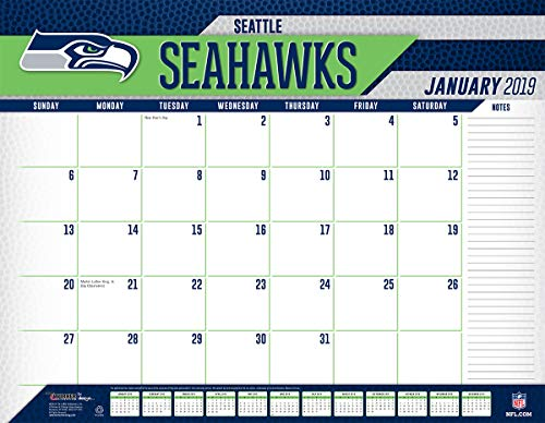 Genial Seattle Seahawks Office Supplies At Amazon. Turner Licensing Seattle  Seahawks 2019 Desk Calendar (19998061552)