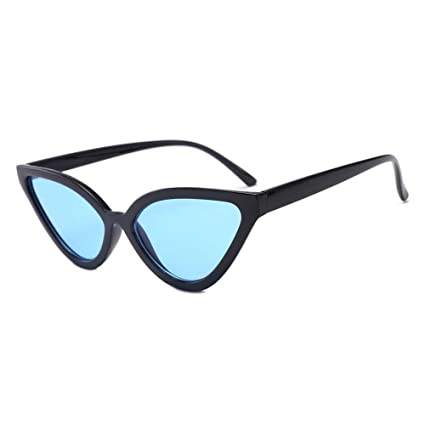 somesun Nuevo Mujeres Moda gafas de sol Cat eye Integrados ...