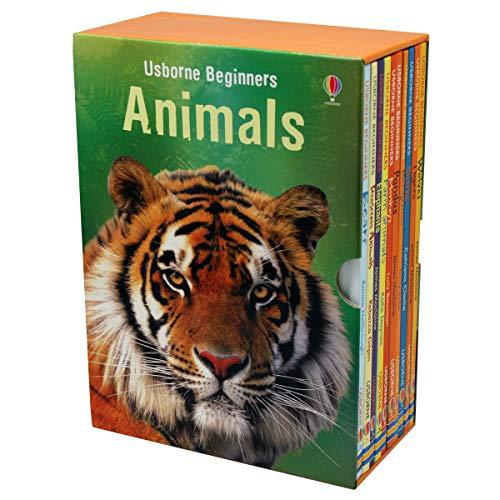 Usborne Beginners Animals Box