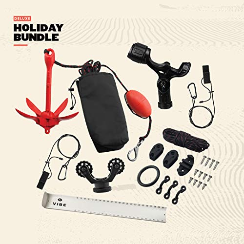 Lb Folding Anchor 3 (Vibe Deluxe Holiday Bundle)