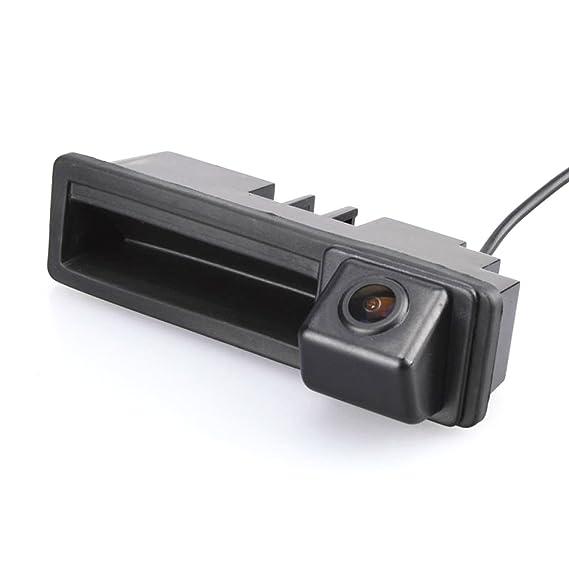 Navinio cámara impermeable reversible del manillar del vehículo-específica integrada en la cámara trasera de la opinión posterior de la maneta del caso para Audi A6L/Q7/A3/A4/A6L/8E