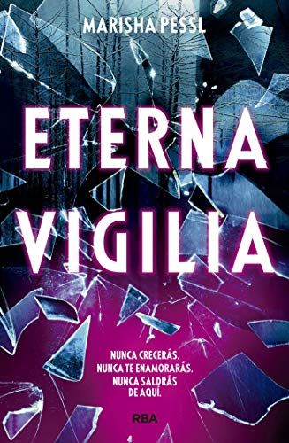 Amazon Com Eterna Vigilia Ficcion Ya Spanish Edition Ebook
