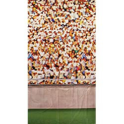 Beistle Lower Deck Stadium Backdrop, 4-Feet by 30-Feet