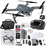 DJI Mavic Pro Collapsible Quadcopter Travel Bag Starters Bundle