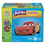 Health & Personal Care : Huggies Pull-Ups Learning Designs Training Pants for Boys (4T - 5T) 56 each -Pack 2