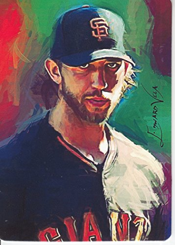 Madison Bumgarner #4 - WORLD SERIES - San Francisco Giants - Unlimited Edition Print Sketch Card