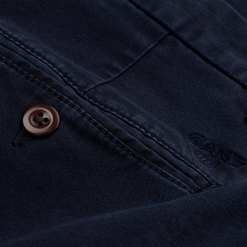 Pantalon 405 Comfort Slim Chino Gant Homme Marine Bleu UOntwxq