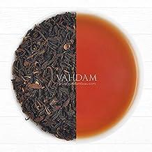Darjeeling Spice, Masala Chai Tea - Unique blend of Gourmet Darjeeling Tea Leaves blended with Garden Fresh Cardamom, Cinnamon, Cloves & Black Pepper - Spiced Black Tea from India (3.53oz/100gm)
