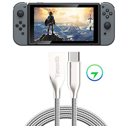 Nintendo Switch Yeworth Charger Charging