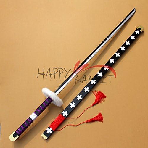 【人気】海賊王 ONE PIECE ワンピース トラファルガー ロー  刀II★コスプレ 武器 道具