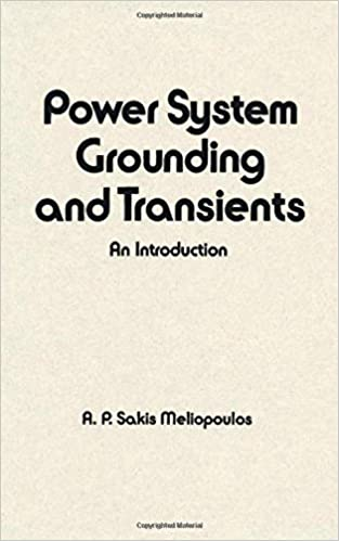 Power system grounding and transients an introduction electrical power system grounding and transients an introduction electrical and computer engineering 1st edition fandeluxe Choice Image