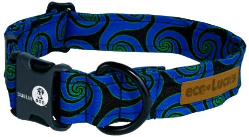 "eco-Lucks Dog Collar, Waterspout, Large 15"" x 24"""
