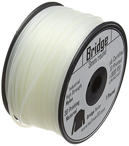 Taulman 3D-Print Filament Bridge Nylon – 3mm filament