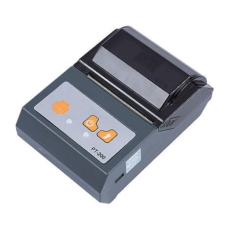 Eboxer Mini Impresora Térmica Bluetooth de Recibo,58 mm ...