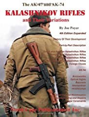 The AK-47 and AK-74 Kalashnikov Rifles and Their Variations provides a detailed, profusely illustrated examination on a part-by-part basis of the famed AK-47/AKM rifles, the AK-74/AK-74M series and the new Century series of rifles, the AK-101...