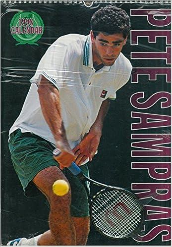 1998 Calendario.Pete Sampras Calendario 1998 N A Amazon Com Books