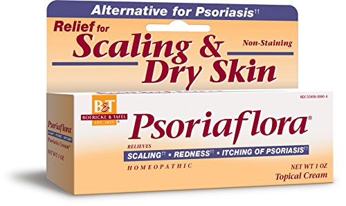 Boericke & Tafel Psoriaflora Topical Cream - 1 oz - Homeopathic Remedies Psoriasis