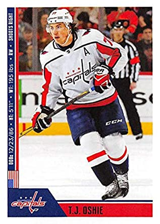new concept 107cd aab54 Amazon.com: 2018-19 Panini NHL Stickers Collection #263 T.J. ...