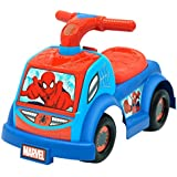 Spider-Man Adventures Web Slinger Ride-On