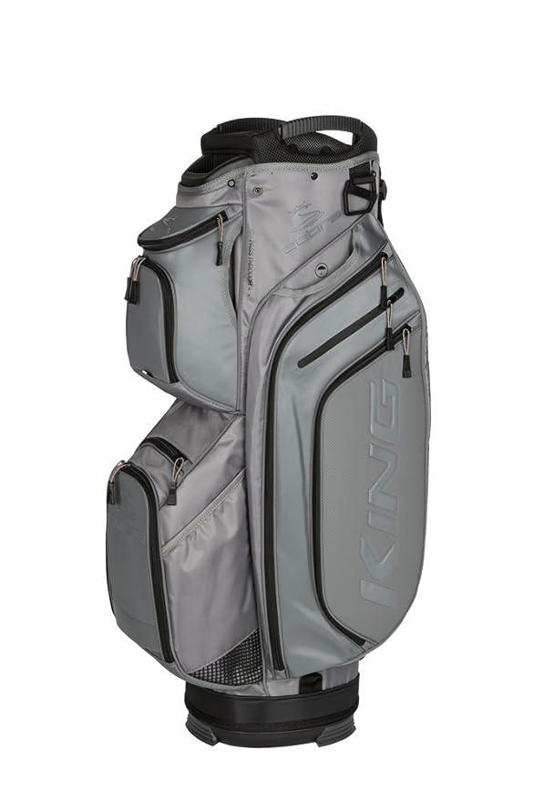 Amazon.com: Cobra Golf 2018 King bolsa de Golf, Gris, talla ...