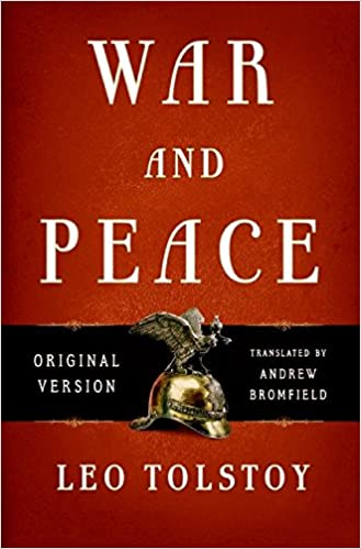 Image result for cover of war and peace