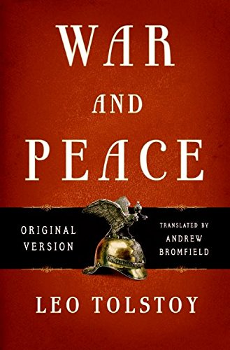 Book cover for War and Peace