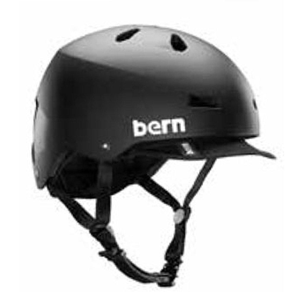bern MACONVISOR ALL SEASONバーンメーコンバイザーオールシーズンヘルメット / B07CLM4GM5 Parent MatteBlack XXL