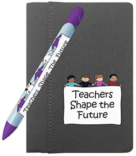 Greeting Pen Teachers Shape the Future Gift Set with 4