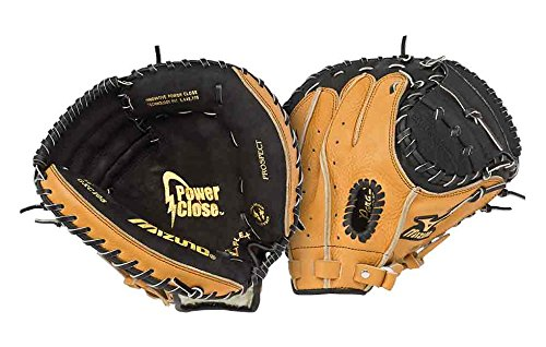 Mizuno Leather Catchers Glove - 4
