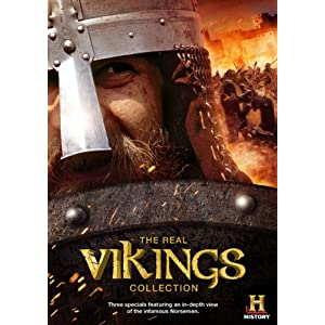 The Real Vikings Collection [DVD] (2013)