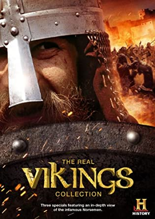 Amazon com: The Real Vikings Collection [DVD]: Real Vikings