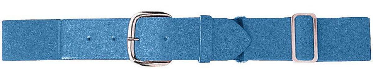 Augusta Sportswearメンズ伸縮性野球ベルト B00YOIOBZY One Size|Col Blue Col Blue One Size