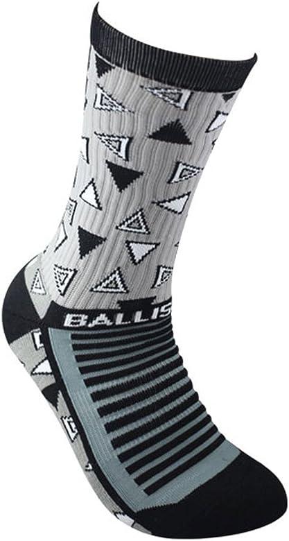 1 Pair Ballislife EV2 Standard Black Socks