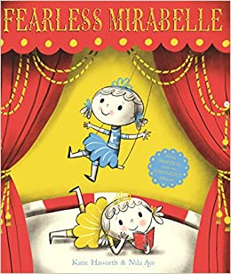 Image result for fearless mirabelle