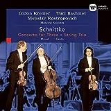 schnittke symphony 3 - Schnittke: Concerto for Three Strin