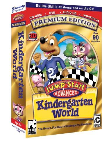 JumpStart Advanced Premium Kindergarten [Old Version]