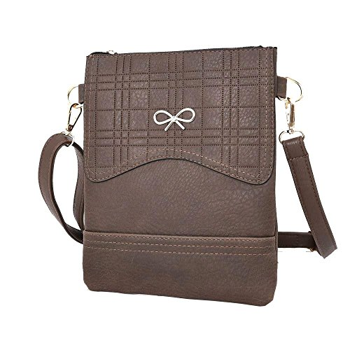 Adornment Cross For Cut Bag Bow Dark Diva Haute Laser Red Khaki Body Brown xqOwYExg