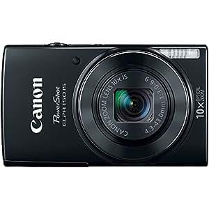 Canon PowerShot ELPH-150 IS Digital Camera (Black)